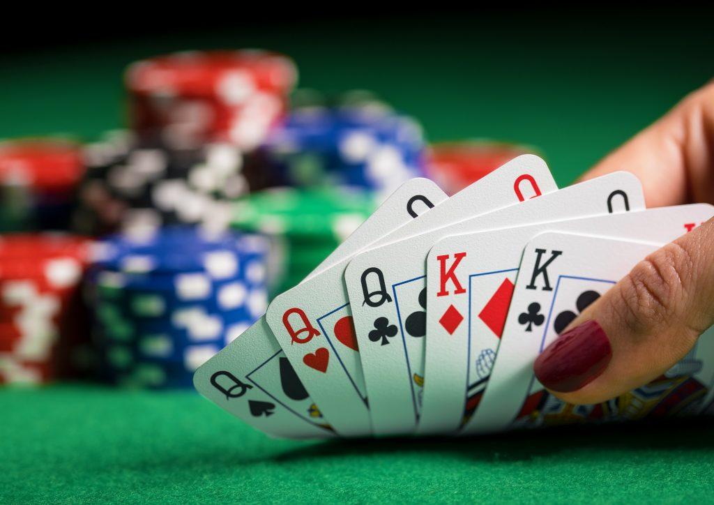 Ігри в карти - як окремий вид дозвілля